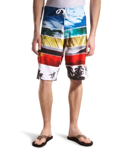 Billabong Shutter Men's Swim Shorts Multi W33In