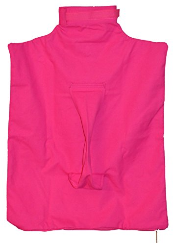 Cat-in-the-bag Cozy Comfort Carrier (Pink, Small – for cats up to 10 lbs.)