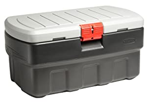 Rubbermaid 1191 ActionPacker Storage Box, 35 Gallon