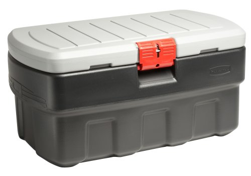 Images for Rubbermaid 1191 ActionPacker Storage Box, 35-Gallon