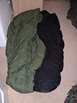 MILITARY 2PIECE MODULAR COMPRESSION SLEEPING BAG SYSTEM