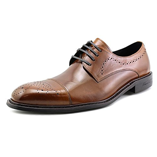 Kenneth Cole NY Hustle Back Hommes Cuir Oxford