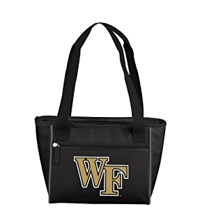 Buy NCAA Wake Forest Demon Deacons 16-Can Cooler Tote by Logo
