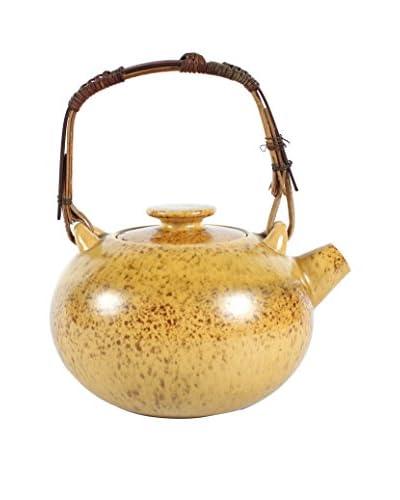 Mid-Century Michael Andersen Teapot, Yellow