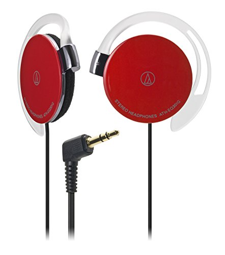 Audio Technica Ath-Eq301G Rd Red | Ear-Fit Headphones For Games (Japan Import)