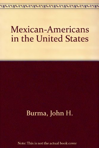 Mexican-Americans in the United States PDF