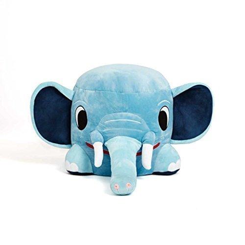 Zuzu Parade Stuffed Elephant Play Chair