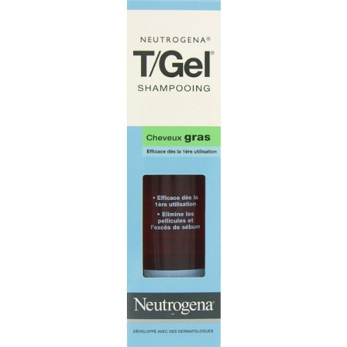 Neutrogena T/Gel Greasy Hair Shampoo x 125ml