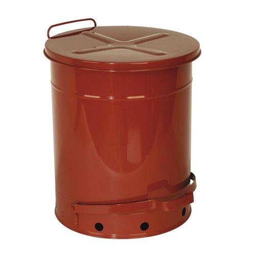 Sealey OWC53 Oily Waste Can, 53 Liter