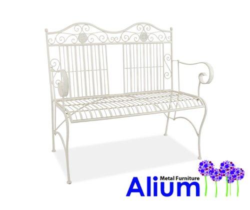 "Alium Gartenbank ""Caprari"" aus Stahl bestellen"