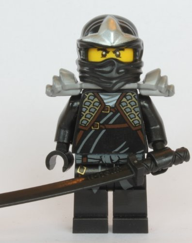 LEGO Ninjago - Cole ZX with Armor and Sword (Shamshir)