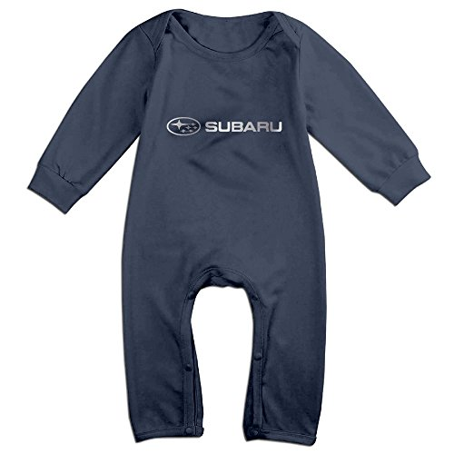 Baby Boys' Subaru Logo Platinum Style Romper Jumpsuit Outfits (Turbocharged Shirt compare prices)
