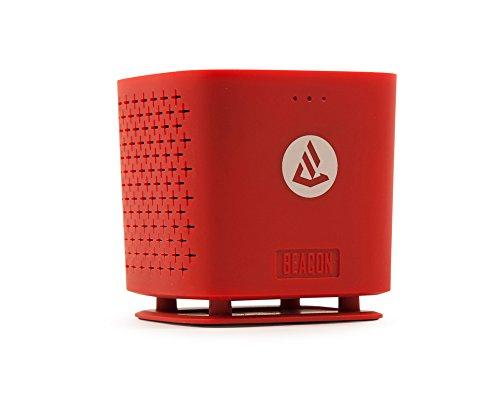 Beacon Phoenix 2 Bluetooth Speaker Frenzy Red