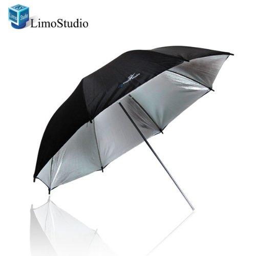 33 Inch Double Umbrella 2 in 1 Detachable Photography Umbrella Professional Studio Flash Translucent White Umbrella Suitable for All Studio Flashes Photographic Light Reflectors