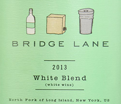 2013 Bridge Lane North Fork Of Long Island White Blend 750 Ml