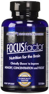 FOCUSfactor-Dietary-Supplement-150-Tablets-Americas-1-Selling-Brain-Supplement-Supports-and-Maintains-Memory-Concentration-and-Focus