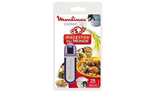 MOULINEX MOULINEX - COOKEO USB DU MONDE - XA600111