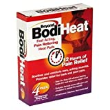 Beyond BodiHeat Adhesive Patch for Muscles and Joints