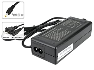 NEW AC Adapter/Power Supply Cord for Gateway PA-1650-01 PA-1650-02 laptop