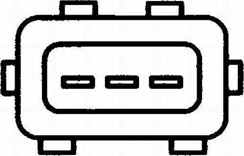 HELLA 6PR 007 134-061 Sensor, Motorölstand
