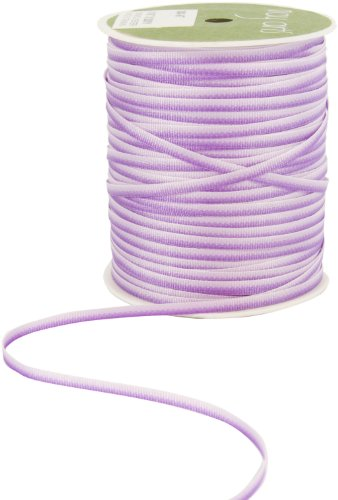 May Arts 1/8-Inch Wide Ribbon, Purple Ombre