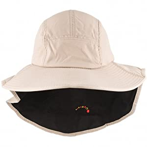 Sun Protection Zone Adult Floppy Hat - One size fits most 1 piece