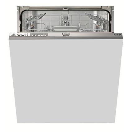 Hotpoint-Ariston ELTB 6M124 EU Entièrement intégré 13places A++ Argent lave-vaisselle - laves-vaisselles (Entièrement intégré, A, A++, Argent, boutons, LED)
