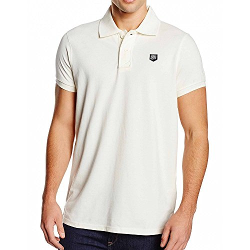 PETROL INDUSTRIES Polo-Polo Uomo    bianco XX-Large