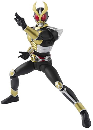 S.h.figuarts Kamen Rider Agito Grand form 145 mm pre-painted moving figures made of ABS&PVC