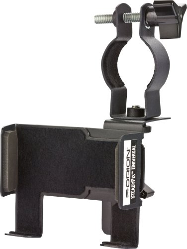 Orion 5693 SteadyPix Universal Smartphone Telescope Photo Adapter