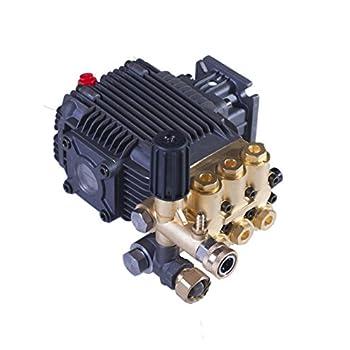 Triplex High Pressure Power Washer Pump 3.1 GPM 3000 psi 6.5 HP 3/4