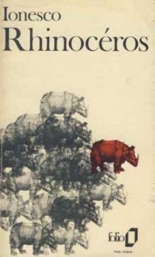 Rhinoceros, Eugene Ionesco