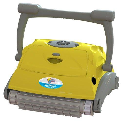 Pool cleaners, pool maintenance kits reviews: SwimBot Pro HD ...
