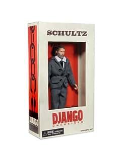 """NECA Django Unchained """"Schultz"""" 8"""" Action Figure, Series 1"""
