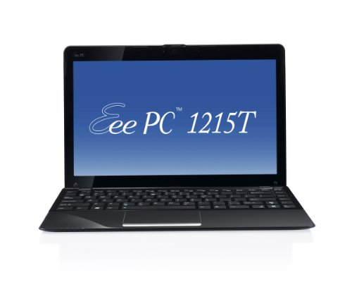 ASUS Eee PC Seashell 1215T-BU17-BK 12.1-Inch Netbook (Black)