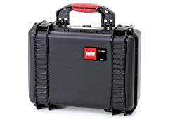 HPRC 2400F Hard Case with Cubed Foam (Black)