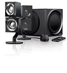 Creative Zii Sound T6 Black Speakers