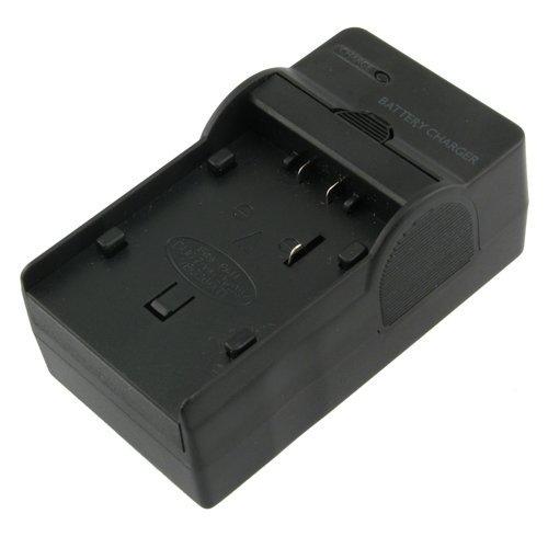 Battery Charger For Panasonic Sdr-H40 Cga-Du14 Du07
