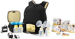 Medela Pump In Style Advanced Backpack Set w/ FREE ACCESSORIES