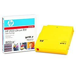 HP Ultrium C7973A 800GB RW Data Cartridge (Yellow)
