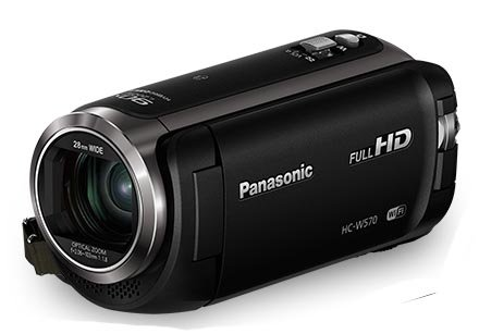 Panasonic HC W570 available at Amazon for Rs.38495