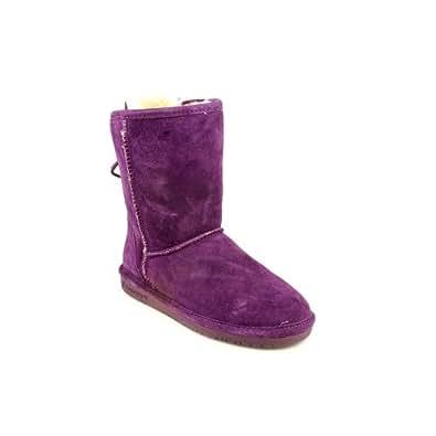 Amazon.com: Bearpaw Elizabeth Womens Size 10 Purple Suede