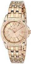 Invicta Womens 16325 8220ANGEL Diamond-Accented 18k Rose