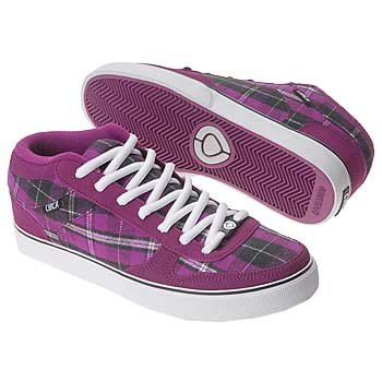 C1RCA 8Track Mens Skateboard Shoes [8TKPOPP] Purple/Originals Plaid Purple Mens Shoes 8TKPOPP-7.5