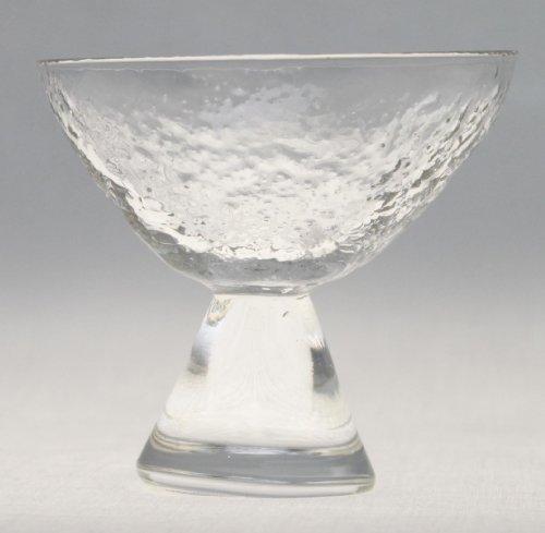 淡島ガラス カクテルグラス(雫ガラス)