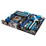 ASUS P7P55D-E - LGA 1156 - Intel P55 - DDR3 - USB 3.0 SATA 6 Gb/s - ATX Motherboard - Personal Computers