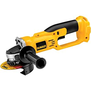 DEWALT Bare-Tool DC411B 4-1/2-Inch 18-Volt Cordless Cut-Off Tool (Tool Only, No Battery)