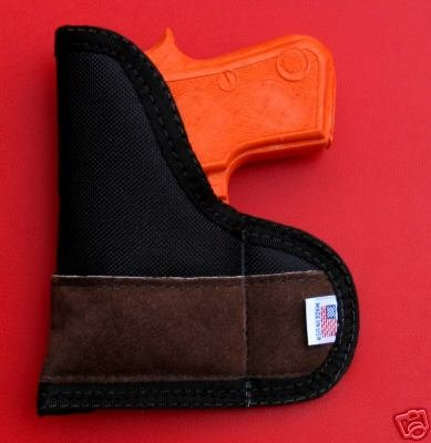 Pocket Holster for Keltec P32 & P3AT, 32 & 380