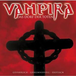 Das Dorf der Toten (Vampira 8) Hörspiel