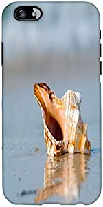 Snoogg The Mussel On The Ocean Beach Designer Protective Back Case Cover For ...